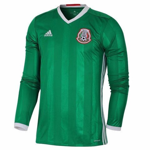 ADIDAS MEXICO LONG SLEEVE HOME JERSEY COPA AMERICA 2016.