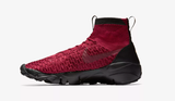 NIKE AIR FOOTSCAPE MAGISTA FLYKNIT FC SOCCER LEISURE SHOES Team Red/Black 5