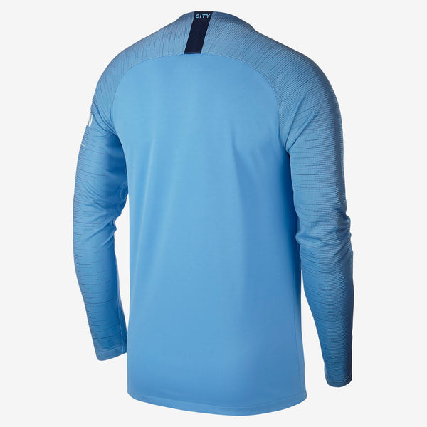 finest selection eb059 2c38a NIKE MANCHESTER CITY LONG SLEEVE HOME JERSEY 2018/19