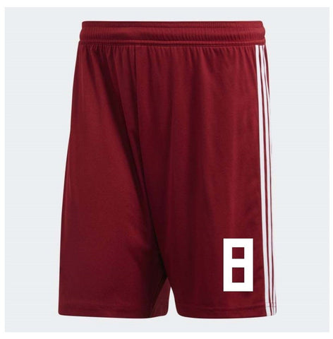 Adidas Lozano Mexico Away Shorts 2018 BQ4671