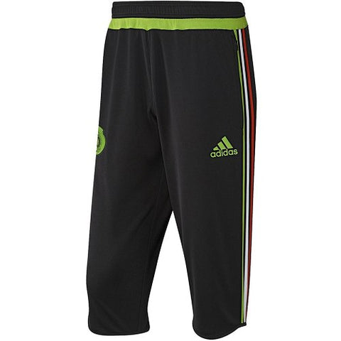 ADIDAS MEXICO 3/4 TRAINING PANTS 2015/16