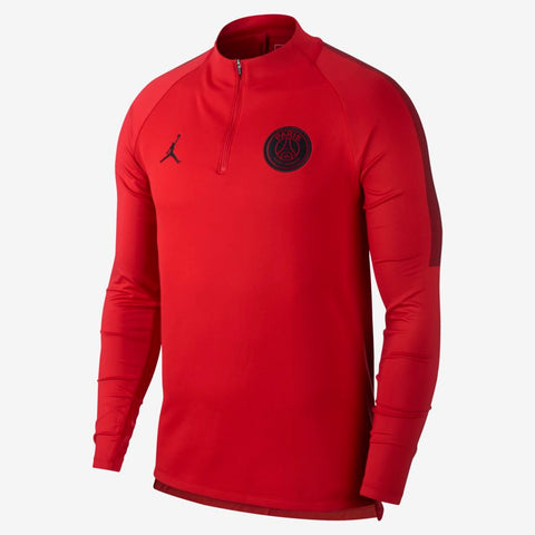 Jordan PSG Champions League Away Drill Top 2018/19 AQ0956-657