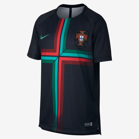 NIKE PORTUGAL YOUTH SQUAD TRAINING JERSEY FIFA WORLD CUP 2018.
