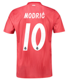 ADIDAS LUKA MODRIC REAL MADRID UEFA CHAMPIONS LEAGUE THIRD JERSEY 2018/19.