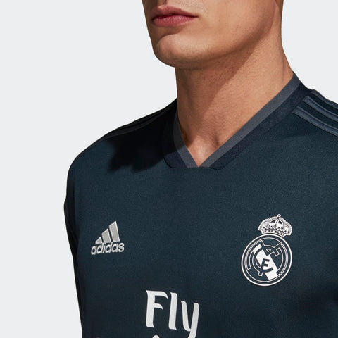 ADIDAS SERGIO RAMOS REAL MADRID UEFA CHAMPIONS LEAGUE AWAY JERSEY 2018 19. 12a1f078c