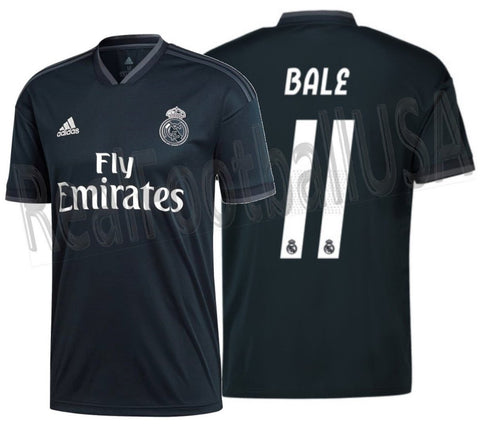 Adidas Gareth Bale Real Madrid Away 2018/19 CG0584