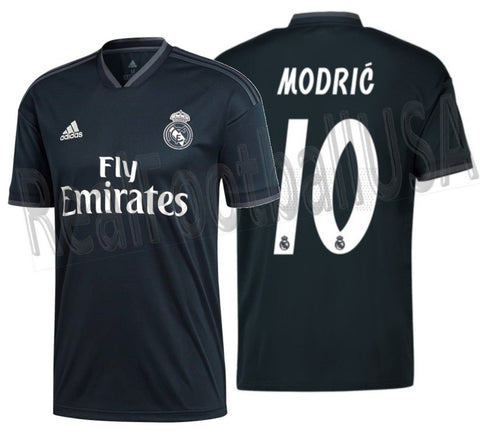 Adidas Luka Modric Real Madrid Away 2018/19 CG0584