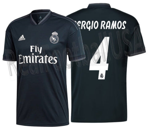 Adidas Sergio Ramos Real Madrid Away 2018/19 CG0584