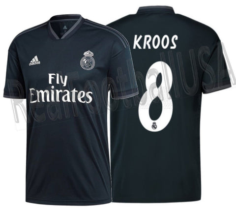 Adidas Tony Kroos Real Madrid Away 2018/19 CG0584