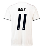 ADIDAS GARETH BALE REAL MADRID UEFA CHAMPIONS LEAGUE HOME JERSEY 2018/19.