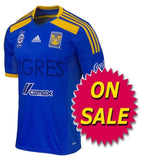 ADIDAS TIGRES UANL AWAY JERSEY 2014/15 ON SALE.