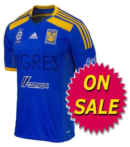 42a99363191 ADIDAS TIGRES UANL AWAY JERSEY 2014 15 ON SALE. – REALFOOTBALLUSA.NET