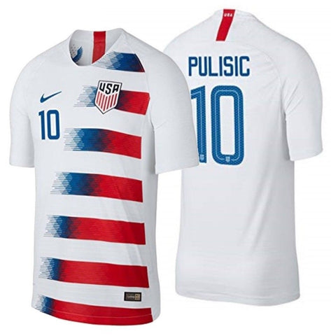 NIKE CHRISTIAN PULISIC USA HOME JERSEY 2018/19 0