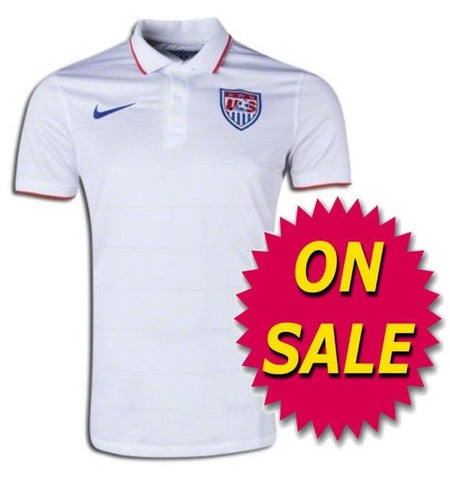 NIKE USA HOME YOUTH JERSEY FIFA WORLD CUP 2014