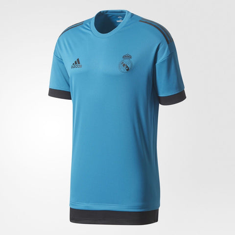 ADIDAS REAL MADRID UEFA CHAMPIONS LEAGUE TRAINING TOP JERSEY 2017/18.