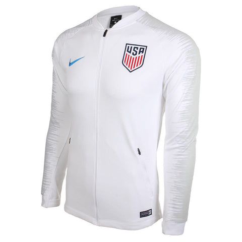 NIKE USA ANTHEM JACKET 2018/19 White.