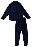 NIKE FC BARCELONA SQUAD YOUTH WOVEN TRACKSUIT Obsidian/Royal 2