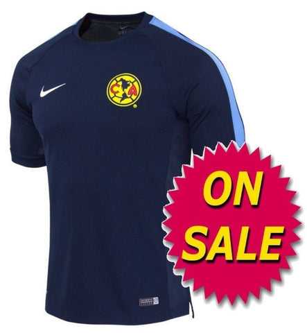 NIKE CLUB AMERICA SQUAD TRAINING TOP