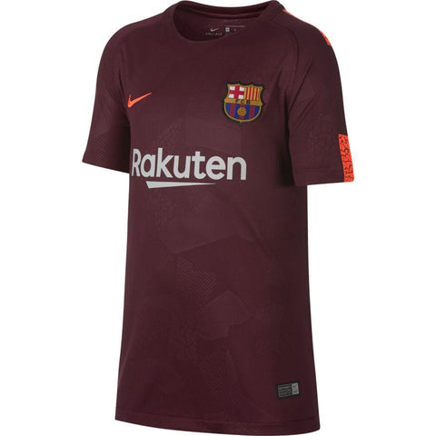 NIKE FC BARCELONA THIRD YOUTH JERSEY 2017/18.