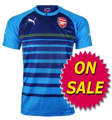 PUMA ARSENAL PRE MATCH JERSEY 2 ON SALE