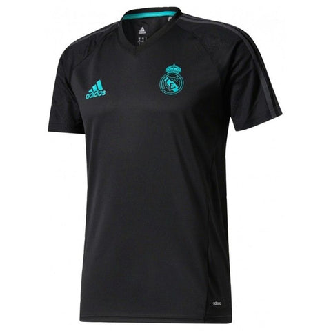 ADIDAS REAL MADRID AUTHENTIC TRAINING TOP JERSEY 2017/18.