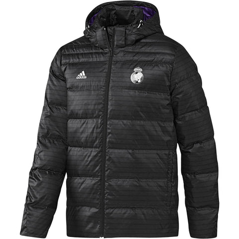 ADIDAS REAL MADRID DOWN JACKET .