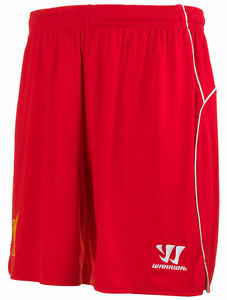 WARRIOR LIVERPOOL FC HOME GAME SHORTS 2014/15