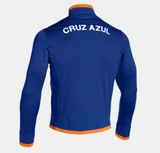 UA UNDER ARMOUR CEMENTEROS CRUZ AZUL TRACK JACKET