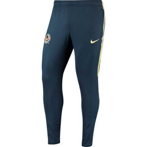 NIKE CLUB AMERICA DRY SQUAD TRAINING PANTS 2017/18.