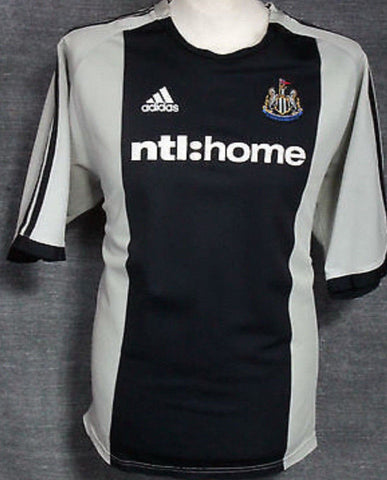 ADIDAS NEWCASTLE UNITED AWAY JERSEY 2002/03.