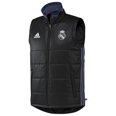 Adidas Real Madrid Training Padded Vest AO3088