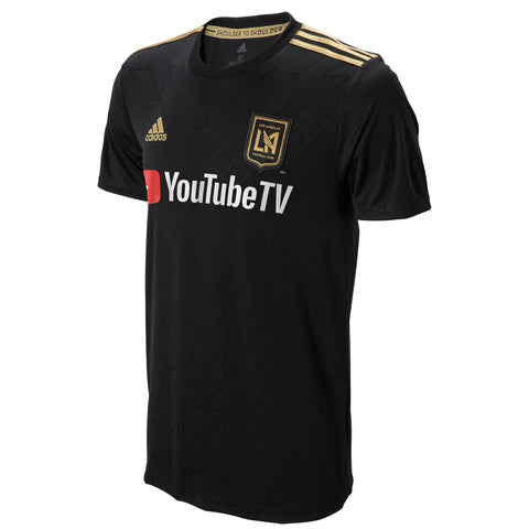 ADIDAS LAFC HOME JERSEY 2019 0
