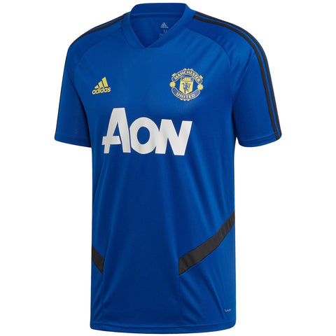 ADIDAS MANCHESTER UNITED TRAINING JERSEY 2019/20.