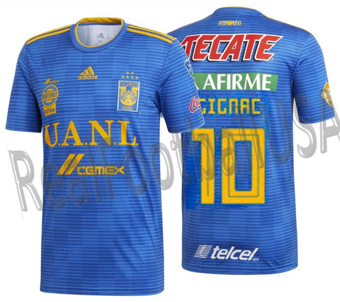 ADIDAS ANDRE-PIERRE GIGNAC TIGRES UANL AWAY JERSEY 2018/19 1