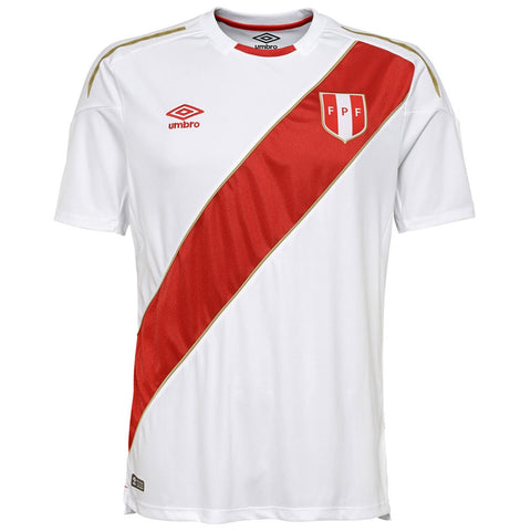 UMBRO PERU HOME JERSEY FIFA WORLD CUP 2018.