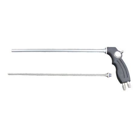 5mm 10mm x 330mm Laparoscopic Suction Irrigation Cannula Gun Pushing Style