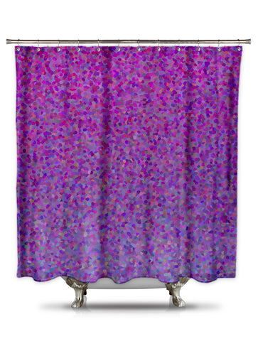 Berry Pie by Catherine Holcombe Fabirc Shower Curtain