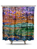 Egyptian Royalty by Catherine Holcombe Fabric Shower Curtain