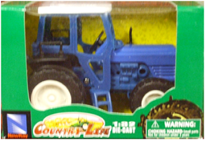 Die-Cast Tractor (Blue)