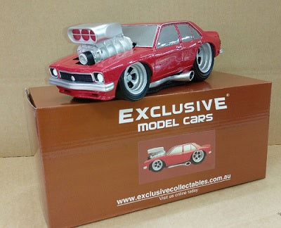 1:18 LH Torana (Red) - Resin Model Car
