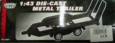 1:43 Diecast Metal Car Trailer