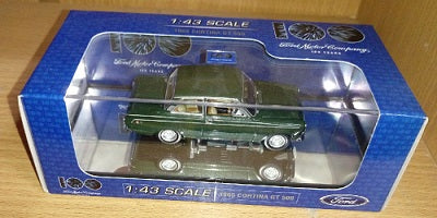 1:43 Ford 1965 Cortina GT 500