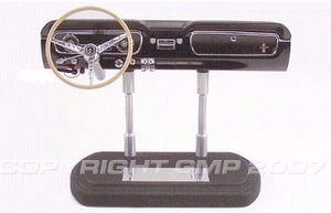 1:6 GMP Ford BLACK 1965 Mustang Dashboard Replica