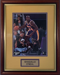 Shaquille O'Neil Autographed Photos