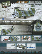 Load image into Gallery viewer, 1:72 British Boeing Chinook HC. Mk.1 helicopter
