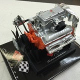 1:6 327 Corvette Fuel Injected Model Engine