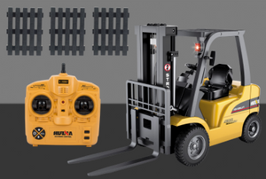 Scale 1:10 8 Channel Radio Control Forklift Model