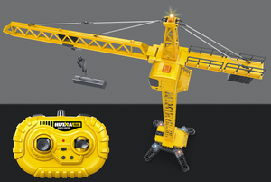 Scale 1:14 12 Channel Radio Control Tower Crane Model