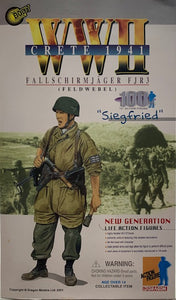 "1:6 WW2 Crete 1941 - ""Siegfried"""