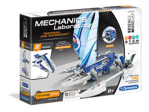 Science and Play Trimaran and Watercraft 75041